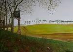 Beckeringpark (olieverf)